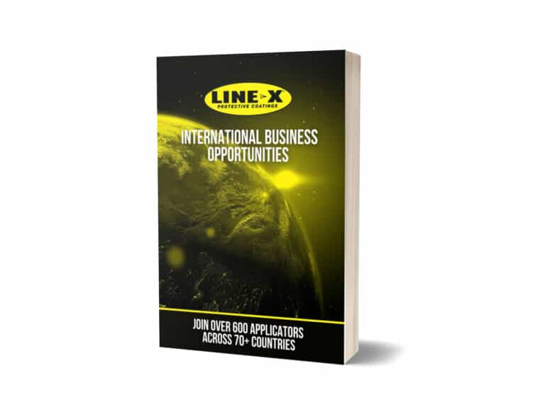 LINE-X International Business Opportunities (front-cover)